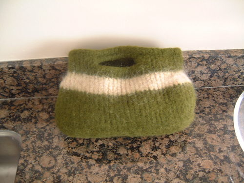 Buttonhole Bag