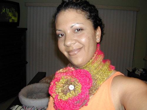 Knitty's Flora